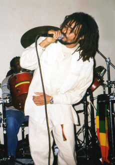 ichmael roots rock reggae performance